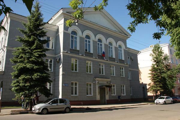 здание Ленинского районного суда Ярославля