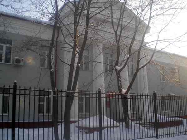 здание Ярославского районного суда
